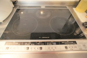 IH cooking stove