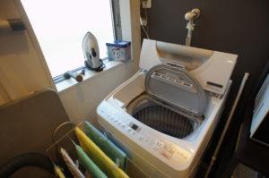 無料洗濯機(各階1機)