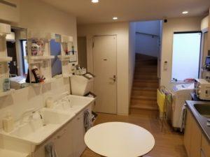 1F洗面スペース